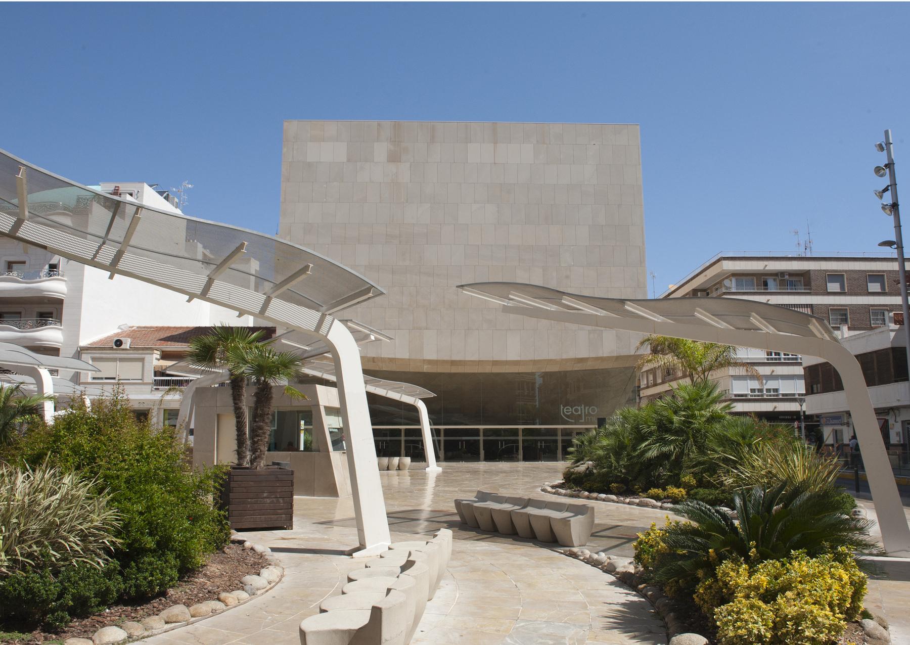 Teatre municipal de Torrevieja (Imatge: Cultura Torrevieja)