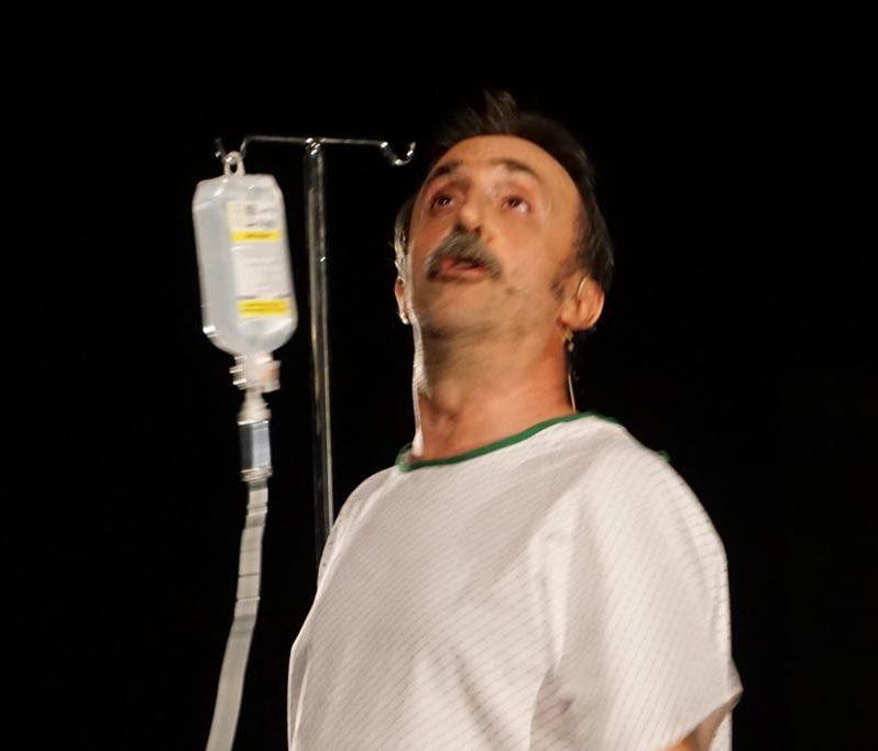 Santi Rodríguez, en Infarto ¡No te vayas a la luz!