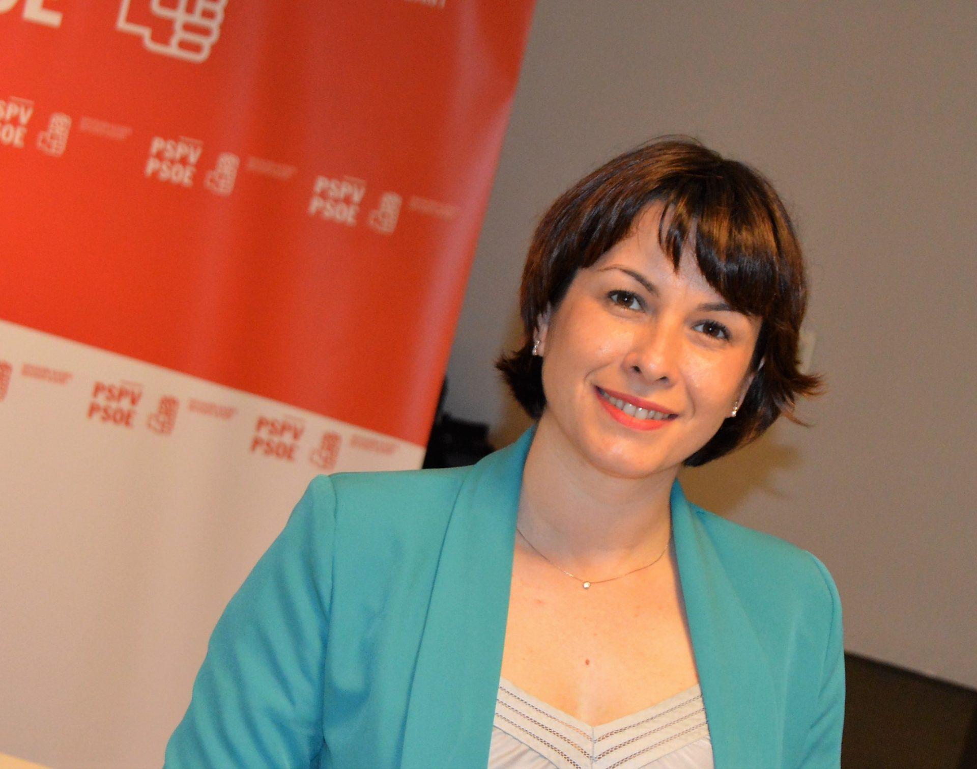 Carolina Gracia, portavoz PSOE Orihuela