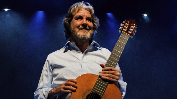 Rafael Riqueni, guitarrista flamenco (Imagen: ADDA Alicante)