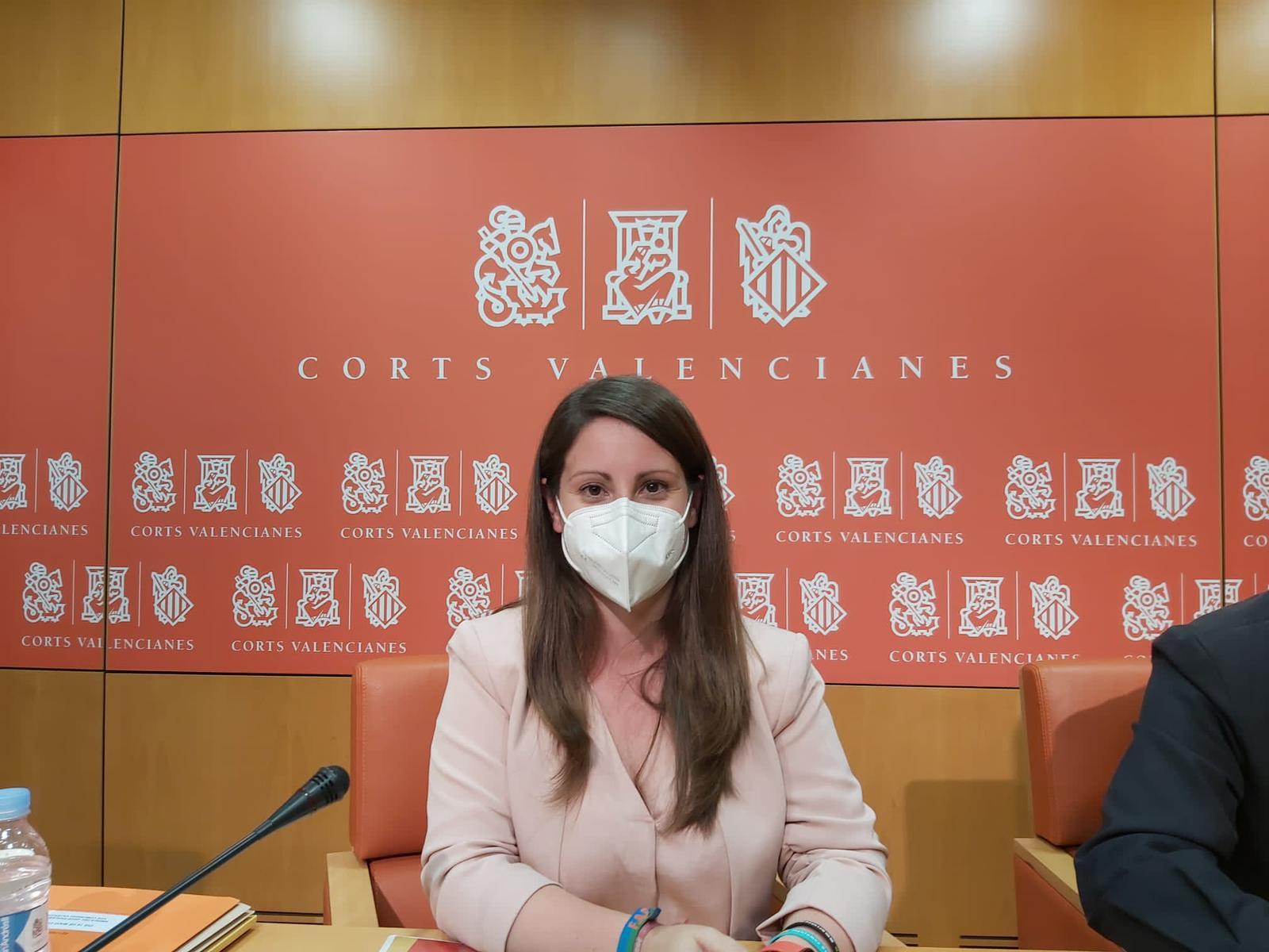 Ana Vega (VOX), diputada por Alicante en Les Corts
