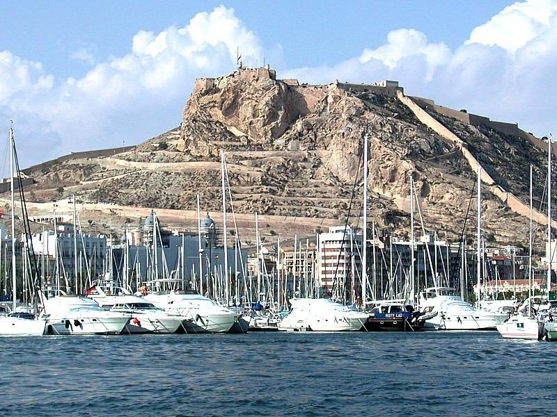 Castillo de Santa Bárbara (Imagen: www.alicante.es)
