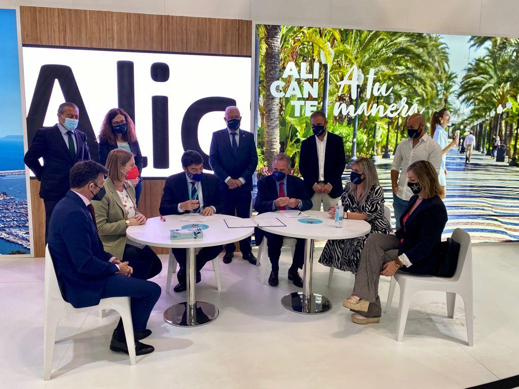 Presencia del Ayuntamiento de Alicante en FITUR 2021