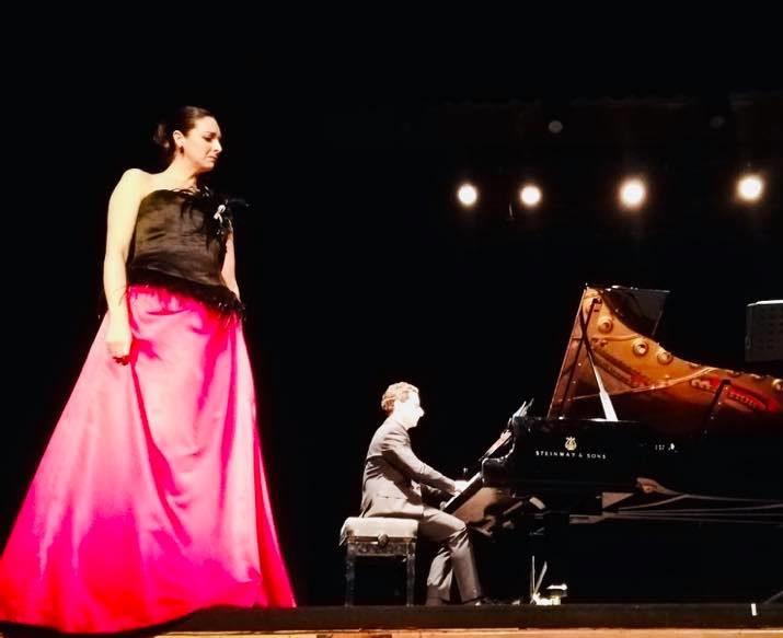 IV Concierto Lírico (Imagen de APAMM Alicante)