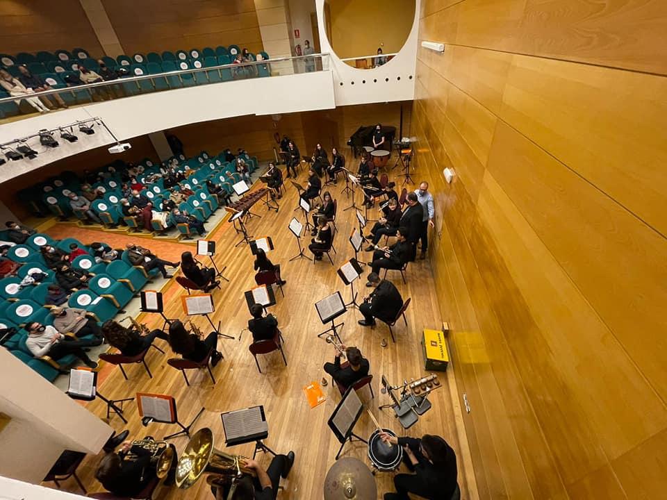 Sociedad Musical Los Salerosos Torrevieja (Imagen: Los Salerosos)