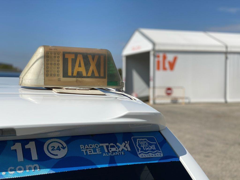ITV para taxis de El Campello