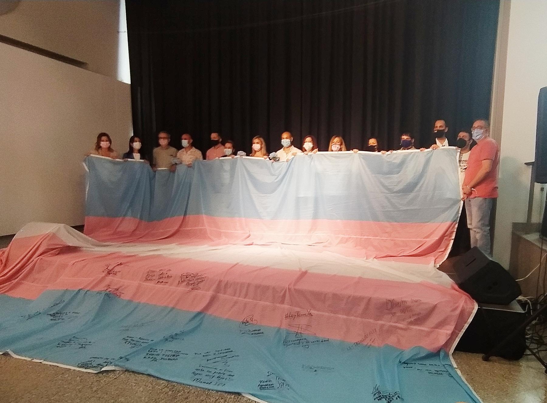Firma Bandera Trans Alicante