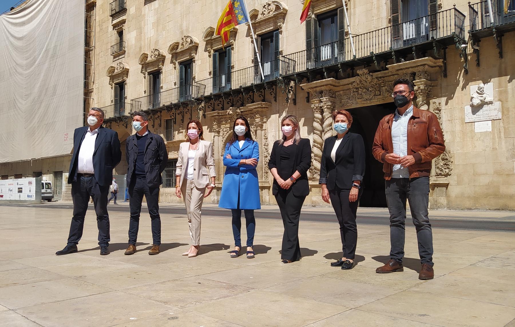 Presentación decálogo medidas turísticas Alicante