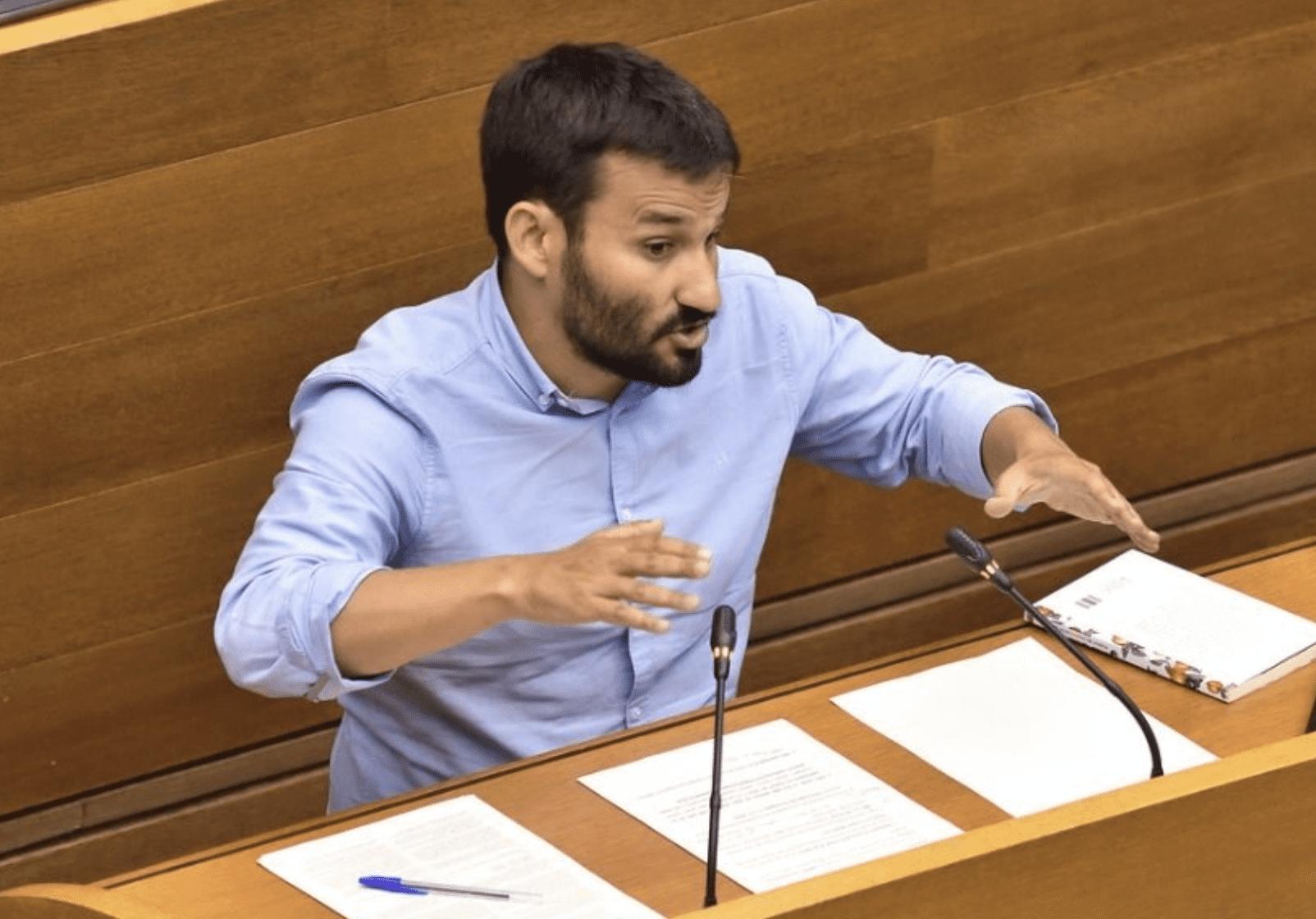 El conseller de Educación de la Generalitat Valenciana, Vicent Marzà,