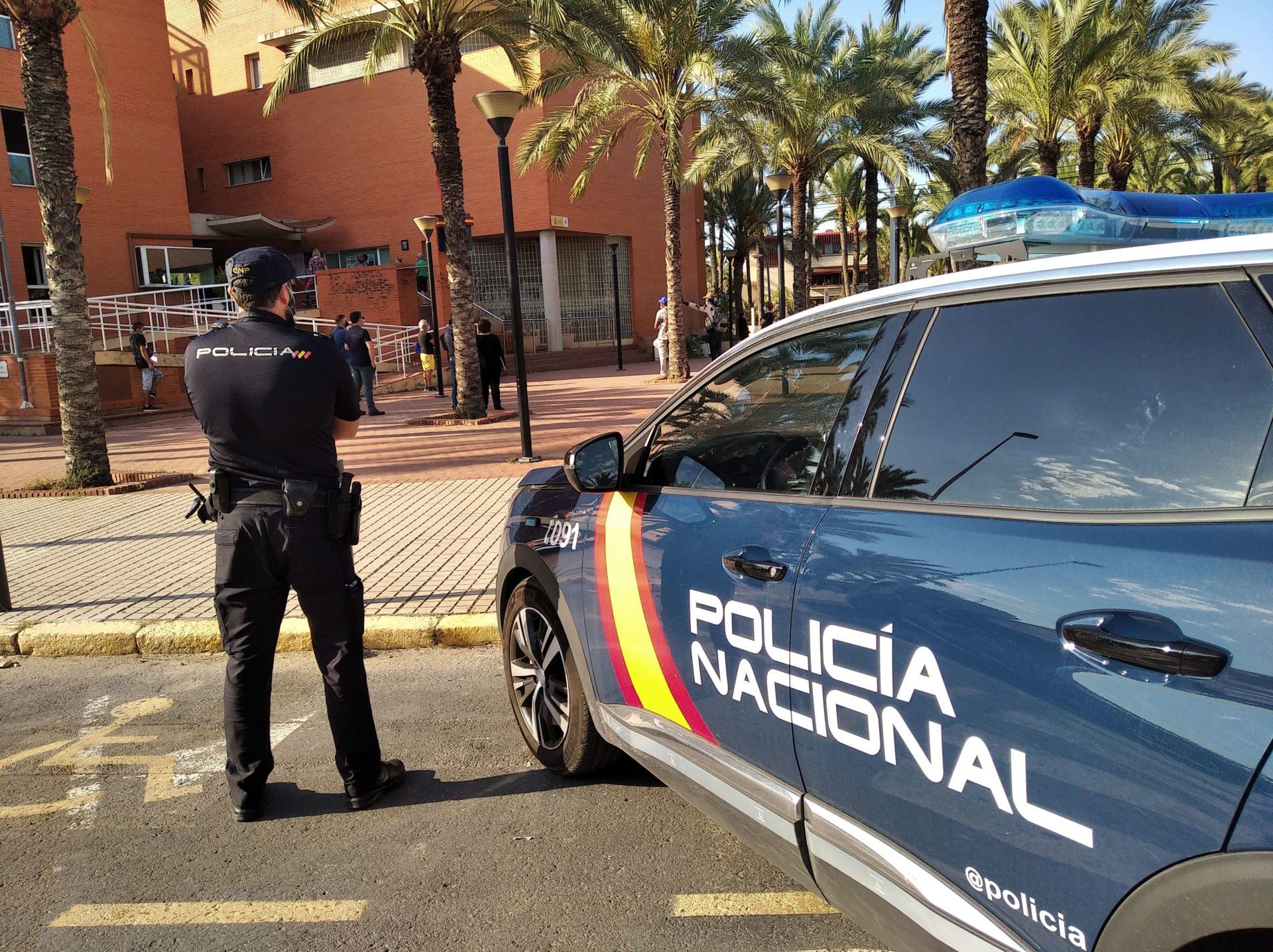 Policía Nacional Elche