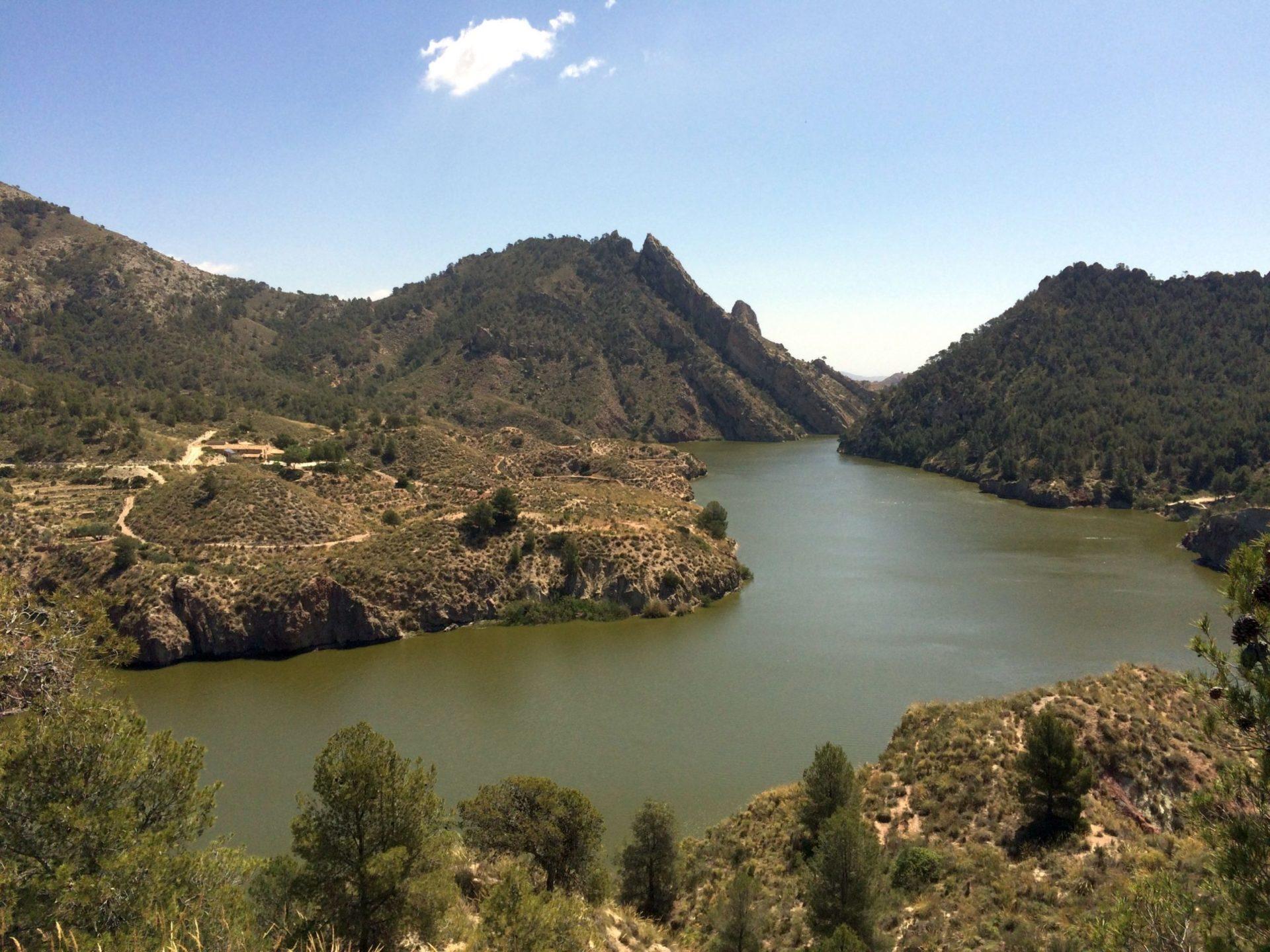 Pantano de Tibi (Alicante)- Imagen: www.tibi.es