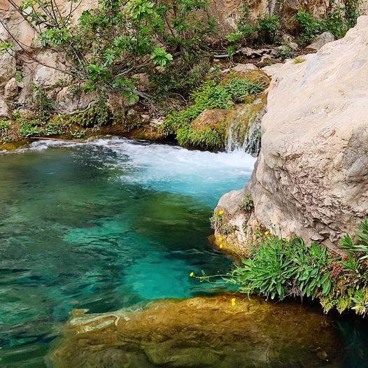 Fuentes del Algar (Imagen: Turismo Callosa d'en Sarrià)