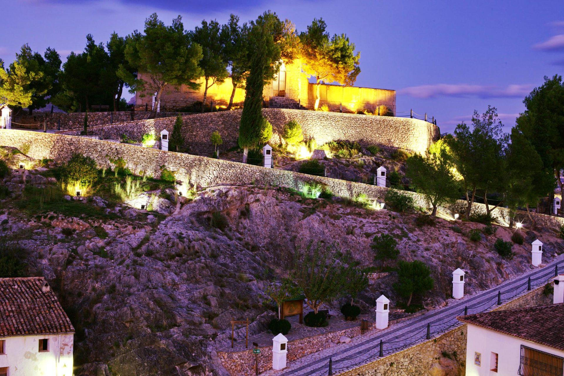 Castillo de Polop (Imagen: www.polop.org)