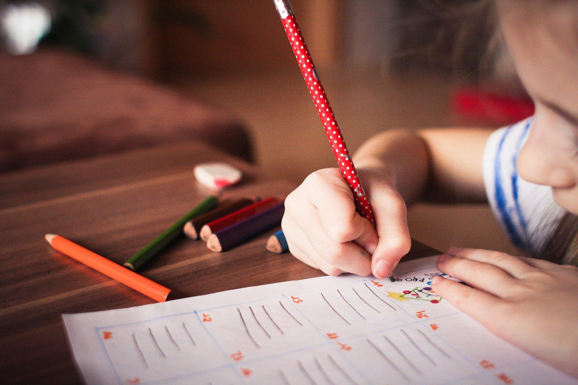 nena estudiant