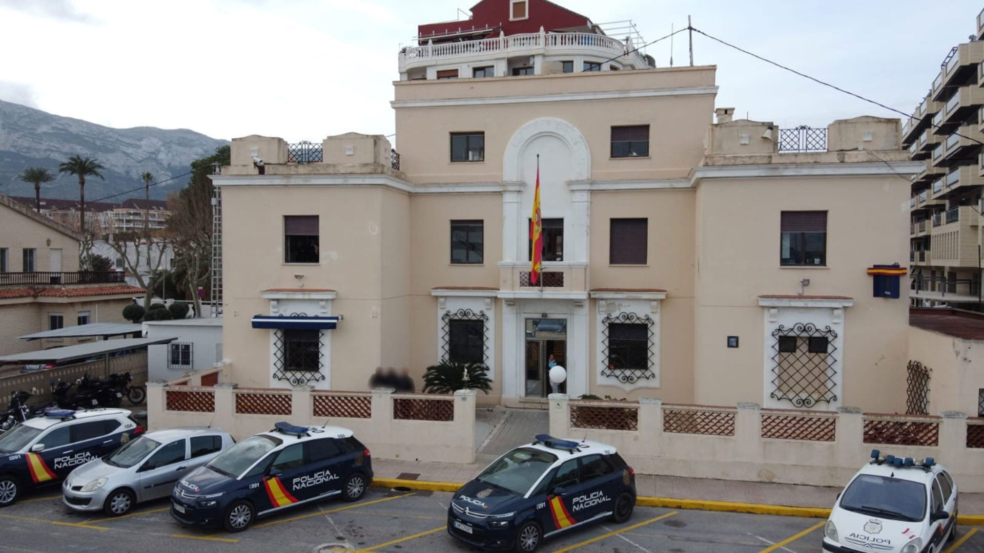 Comisaría CPN Dénia (Imagen: www.denia.com)