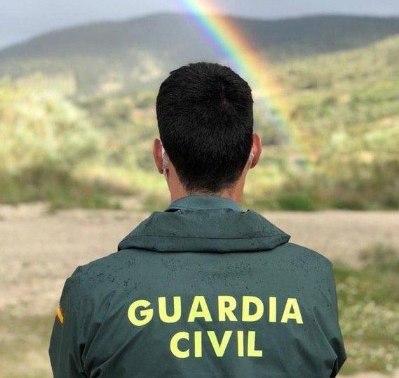 Imagen: Web Guardia Civil